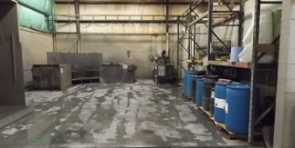 Chemical Paint Stripping
